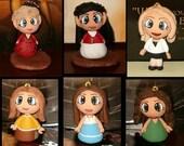 Your Choice Custom Clay Ornament - Buffy the Vampire Slayer