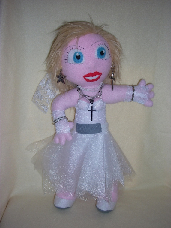 Madonna Doll