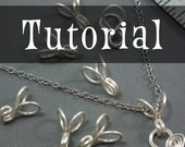 TUTORIAL: Handmade Pendant Bail (Wire-Wrapped Pendant Bail Instructions)
