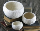 How to make wet felted bowls eBook tutorial pdf - alosha