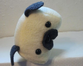 Mini Pug Loaf