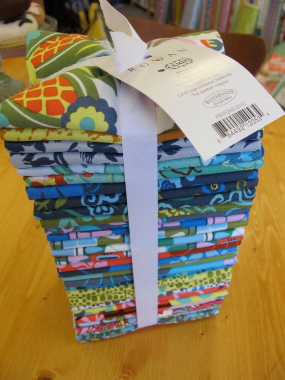 LAST One - Cameo Fat Quarter Bundle by Amy Butler -  30 Fat Quarters - 65.00 Dollars
