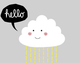 Hello Cloud Print