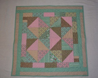 baby girl quilt-price reduced