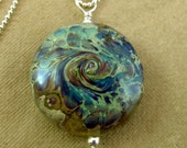 Wrap It Up   I Will Make Your Bead A Pendant Ready To Wear