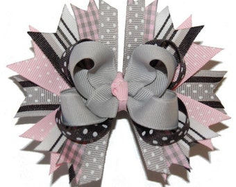 M2MG Tres Chic Petite Layered Bow ABSD