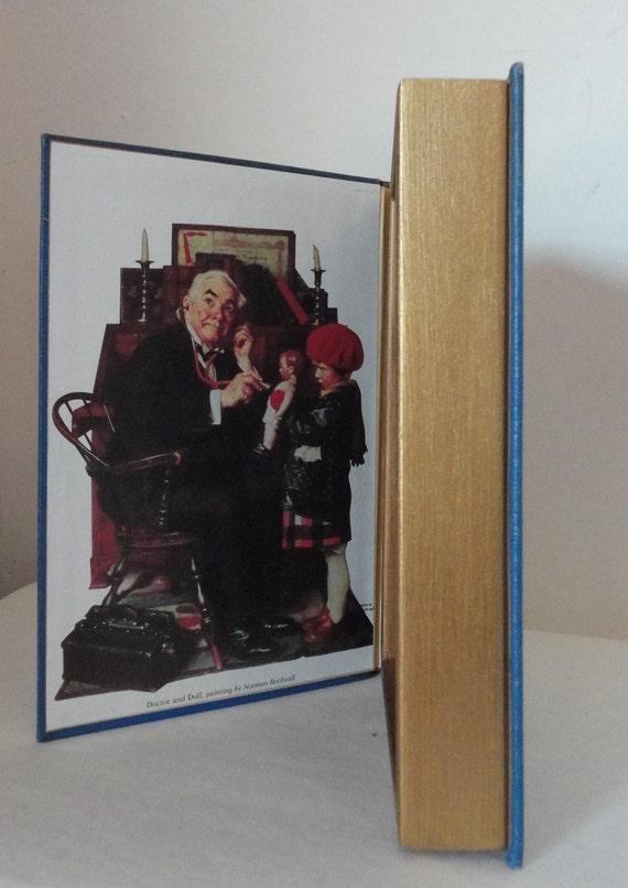 Dr Hudsons Secret Journal Hollow Book Keepsake Box from Vintage Book Cover Treasure Stash Box groomsman wedding party gift idea