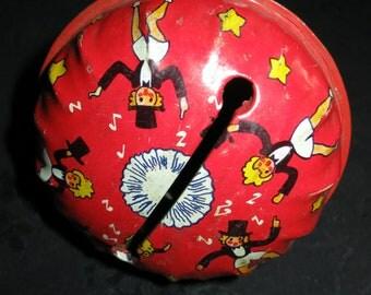 Vintage Kirchof Metal Noise Maker Toy