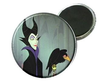 "Magnet - Disney Sleeping Beauty Maleficent 2.25"" Image"