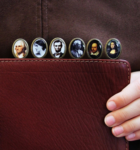 Book Clip - The Poet Society Art Book Clip Bookmark - The perfect gift for book lovers