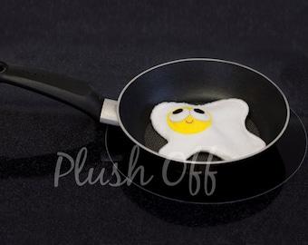 Fried Egg Postcard - 2012 Edition