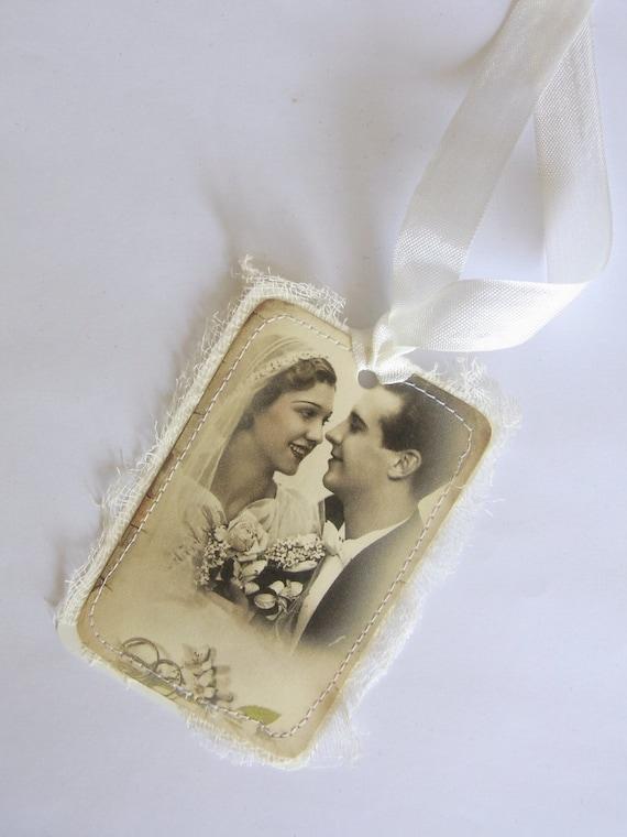 Beautiful Wedding Tag no 5