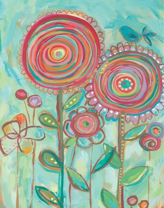 Dream Garden,Yellow Partridge, FUnky Butterfly