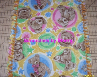 Boyds Bears Fleece Baby Banket Pet Lap