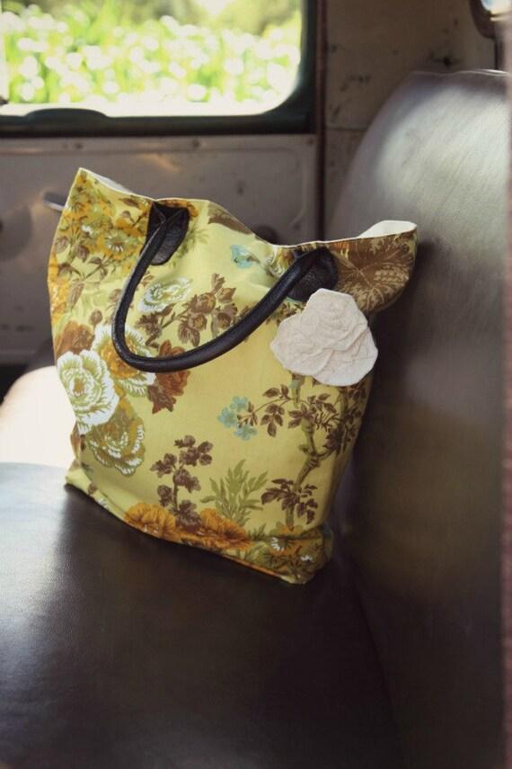 Vintage Market Bag SALE