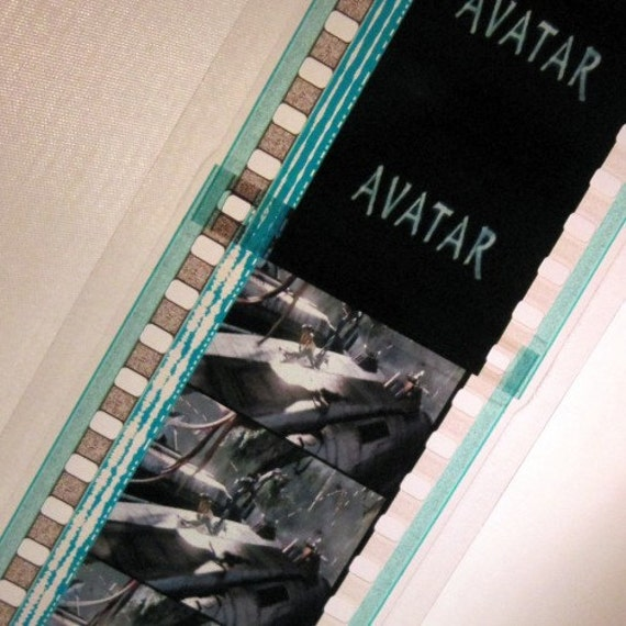 Avatar Recycled Bookmark
