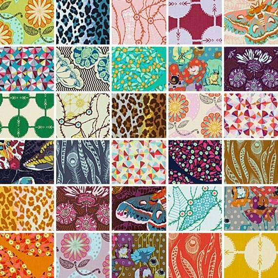 Anna maria horner field study fat quarters 30 fabric quilting - Disenos textiles del mediterraneo ...