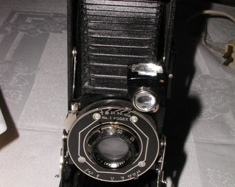 Vintage No Six 16 Kodak Junior Camera