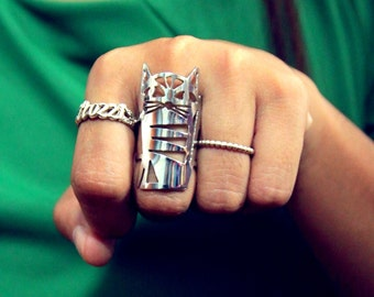 MEOW ring (free shipping)