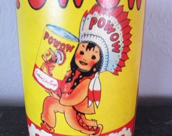Vintage Powow Cleanser Supreme Unopened Can
