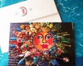 SUN Queen ART Card