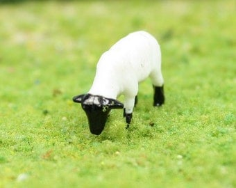 "3/4"" Sheep - Set of 6 - 102-2047"