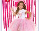 Birthday Princess Outfit Birthday Princess Dress Birthday Princess Tutu Outfit 5 6 Year