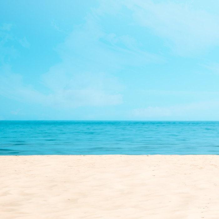 simple beach landscape. zoom simple beach landscape