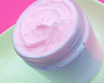 Moisturizer, Body Butter. Teens. Teen Gift. COTTON CANDY, Small Jar, Gifts for Teens, Girls, best friend gift, Sister, Mom, Pre teen Gift