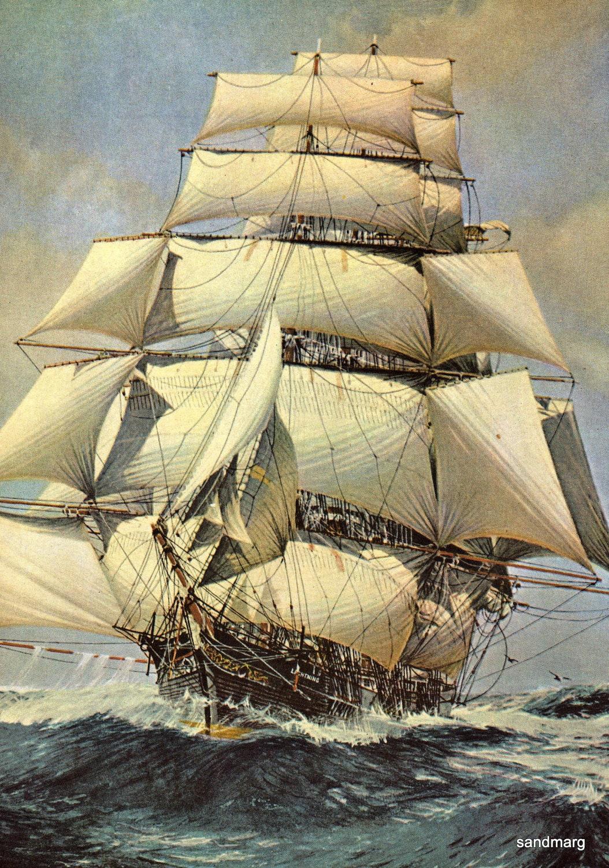 clipper ships Clipper ship 1 mizzen topgallant 2 mizzen topsail 3 crossjack 4 spanker 5 longroom 6 steering wheel 7 mizzen top 8.