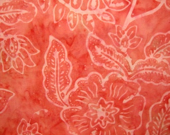 Timeless Treasures Tonga Batik yardage - clearance