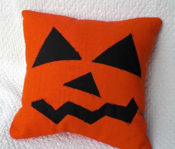 Pumpkin Pillow - 122