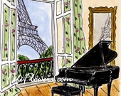 Paris Music Room II