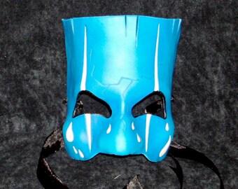 I Cry Leather Mask