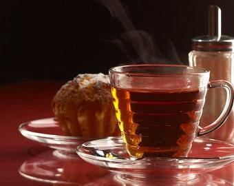 Tea Teabags 25 Cinnamon Black Hand Blended black tea in teabags