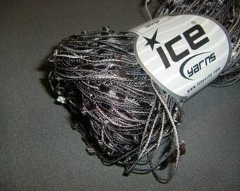 Variegated Pewter Wings Ice Yarns 2 skeins