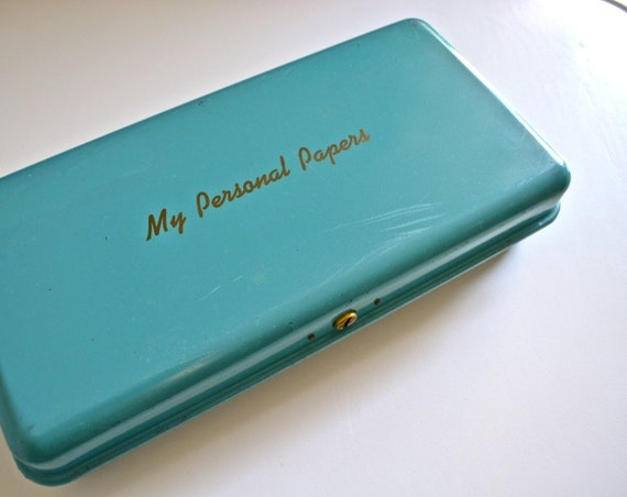 My Personal Papers (Lockbox)
