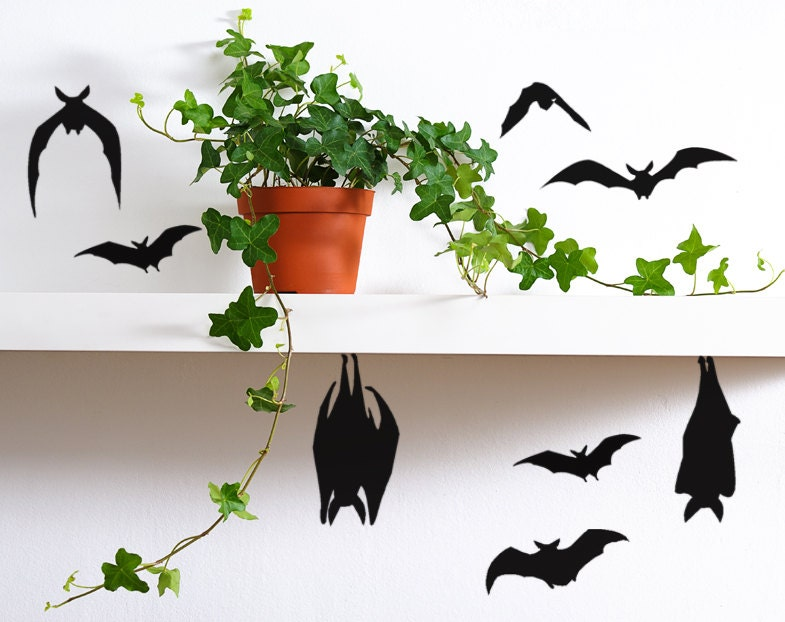 zoom - Halloween Bat Decorations