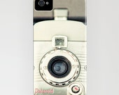 Camera iPhone 5 Case, iPhone 5, vintage camera, case for iPhone 5, Polaroid, iPhone accessory, phone case