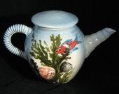 Under The Sea Teapot