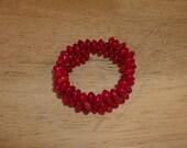 Hawaiian Red Sandalwood Seed Bracelet