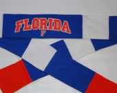 Gator Color Block Scarf