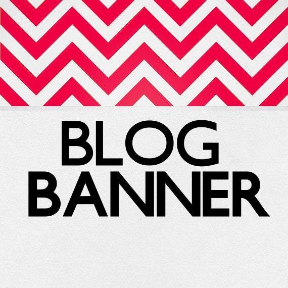 Blog banner blog header custom professional design