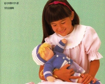 Japanese Craft Book Waldorf Dolls Karin Neuschtz
