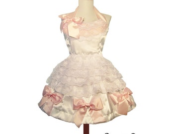 Buttercream CupCake Party Dress CUSTOM in YOUR size