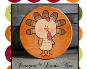 Pinback BUTTON Images 1 inch round 1.313 overall size - TuRKeY Time Digital Collage Sheet AMERICAN BUTTON Machine Tecre