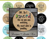 Pinback BUTTON Images 2.25 inch round 2.625 overall size - Full of Sassy Quotes AMERICAN BUTTON Machine Tecre 1.313 2.25 1.837 1.25 1.627