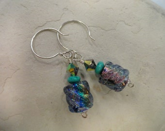Ocean Breezes Dangle Earrings