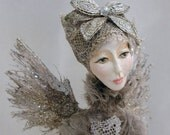 OOAK Art Doll Fairy by Bonnie Jones