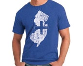Help New Jersey - Hurricane Sandy Relief Donation Tshirt